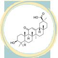 グリチルリチン酸